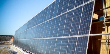 Solarhalle Pürgen